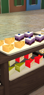 Room Escape: Bring happiness Pastry Shop