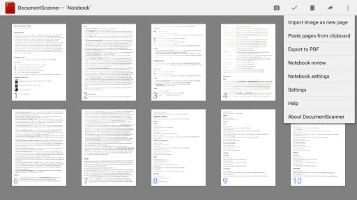Download APK: DocumentScanner v1.2.4 [Paid]
