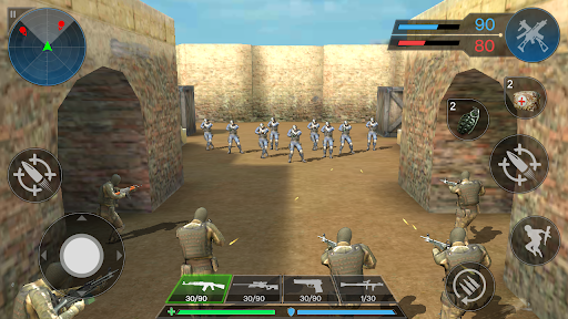 Counter Terrorist Ops: Free Offline Shooting Game  screenshots 9