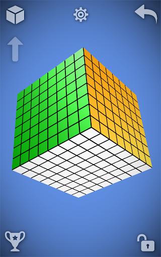 Magic Cube Puzzle 3D screenshots 9