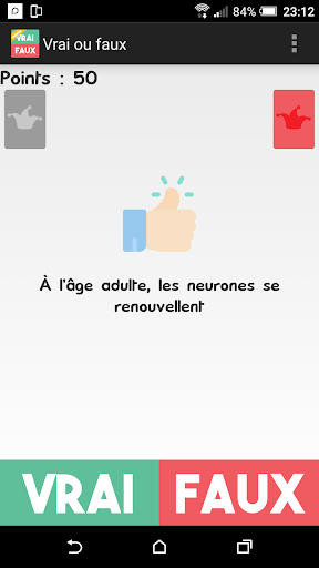 Vrai ou Faux ? android2mod screenshots 10
