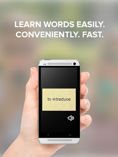 Flashcards - learn languages