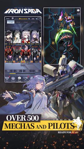 Iron Saga u2013 Epic Robot Battler  screenshots 16