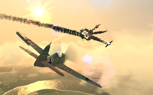 Warplanes: WW2 Dogfight MOD APK (Premium Unlocked) Download 10
