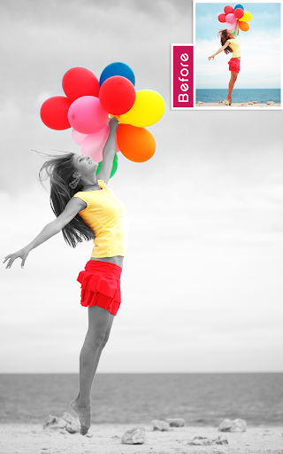 Color Splash Photo screenshot 7