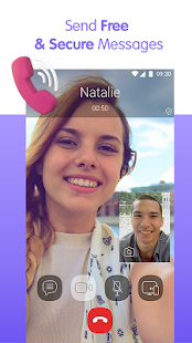 Viber Messenger - Free Video Calls & Group Chats Screenshot