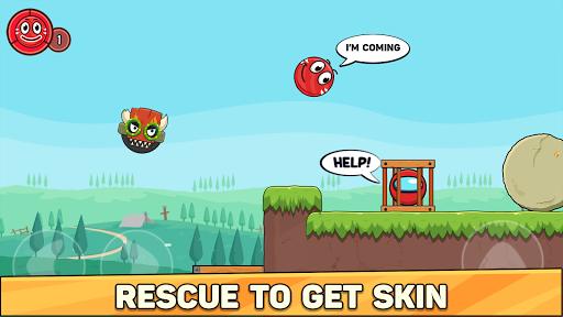Roller Ball Adventure: Bounce Ball Hero android2mod screenshots 4