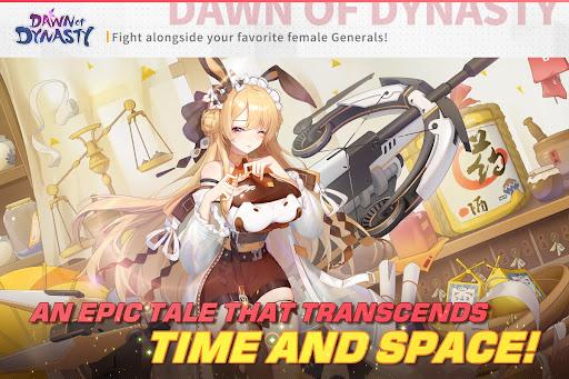 Dawn of Dynasty apkpoly screenshots 2