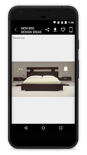 Modern Bed New Wooden Bed Furniture Design  Screenshots 4