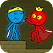 Red and Blue Stickman : Animation Parkour - Androidアプリ
