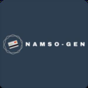 Namso Gen 4.8 by Space Howen logo