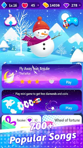 Magic Piano Pink Tiles - Music Game  screenshots 4