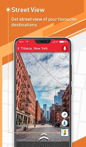 Offline GPS - Maps Navigation & Directions Free 1.15 Screenshots 5