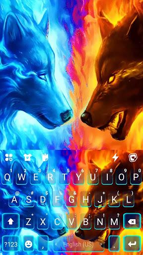 Download Cool Wolf Live Keyboard Background Free For Android Cool Wolf Live Keyboard Background Apk Download Steprimo Com