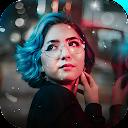 Light Photo Editor : Neon Light Photo Effect