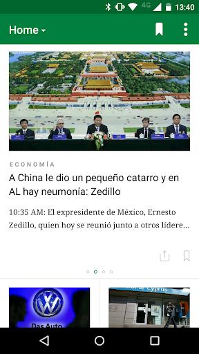 Publimetro Mexico For PC Windows (7, 8, 10, 10X) & Mac Computer Image Number- 5
