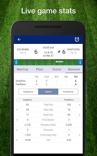 49ers Football: Live Scores, Stats, Plays, & Games 9.1.2 screenshots 12
