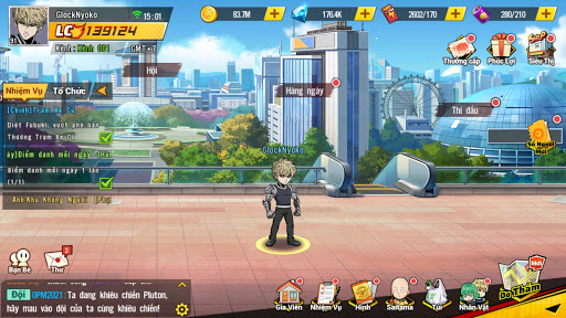 One Punch Man: The Strongest 1.2.6 screenshots 21