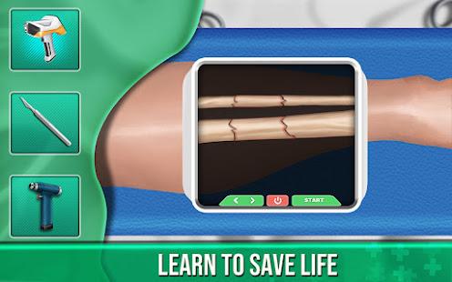 Hospital Doctor Games 2021: Free Clinic ASMR Games 3.1.16 Screenshots 7