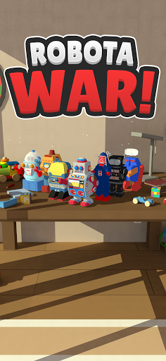 ud83eudd16Robota War! apkdebit screenshots 3