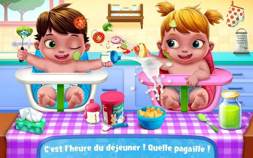 Bébés Jumeaux – 2 Fripouilles APK MOD (Astuce) screenshots 2