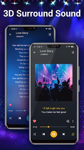 Music Player- Free Music & Mp3 Player  screenshots 3
