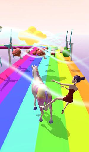 Fat 2 Fit! Unicorn Challenge  screenshots 4