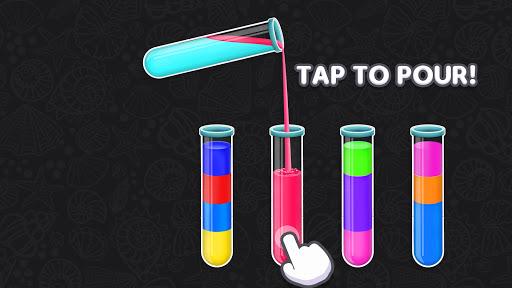 Color Water Sort Puzzle: Liquid Sort It 3D  screenshots 6