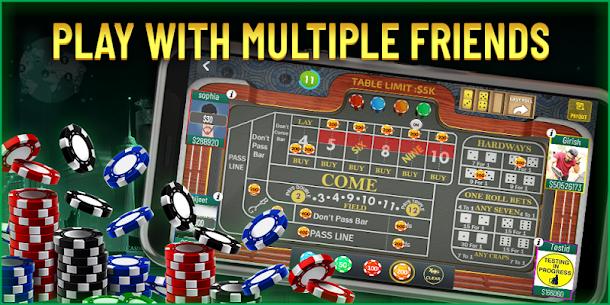 Craps Live Casino 2