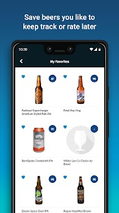 RateBeer Screenshot