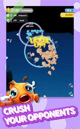 Fish Go.io - Be the fish king 2.19.25 screenshots 6