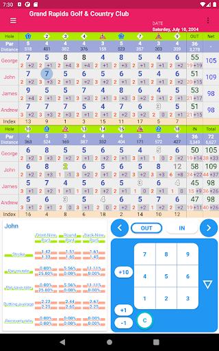 Golf score management - Golfine Free For PC Windows (7, 8, 10, 10X) & Mac Computer Image Number- 14
