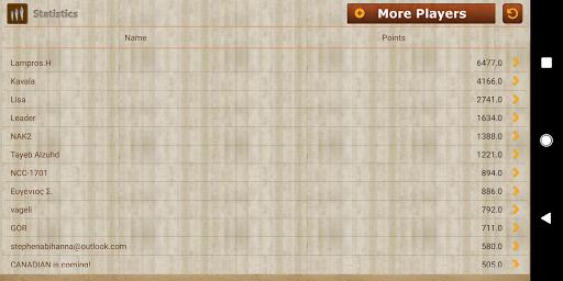 iTavli-All Backgammon games 5.2 screenshots 8