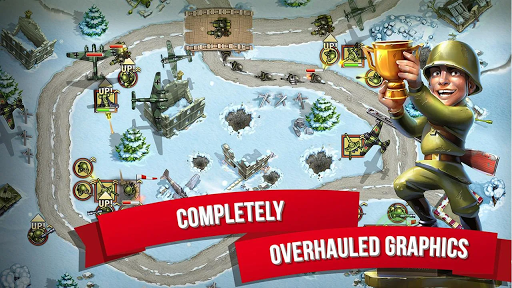 Toy Defence 2 u2014 Tower Defense game 2.23 Screenshots 7