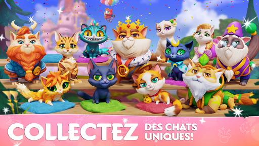 Télécharger Cats & Magic: Dream Kingdom mod apk screenshots 3