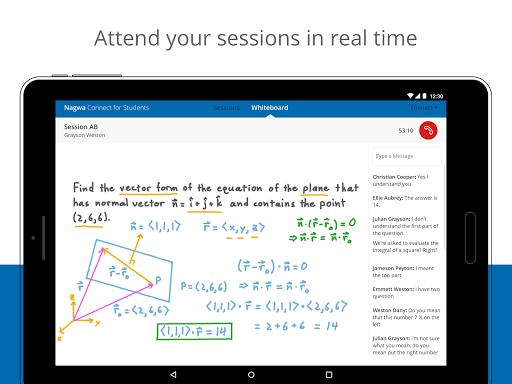 Nagwa Connect for Students 1.6.0 Screenshots 5