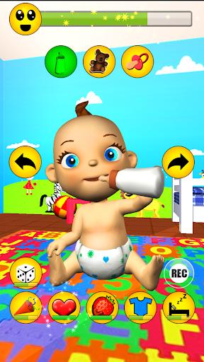 My Baby: Baby Girl Babsy screenshots 3