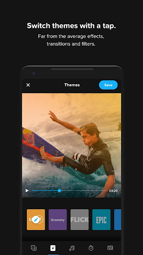 GoPro: Quik Video + Photo Editor 7.3 Screenshots 5