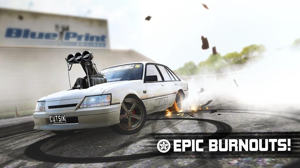 Torque Burnout poster 2