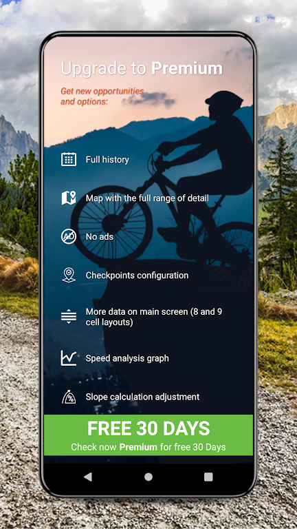 Bike Tracker  poster 4