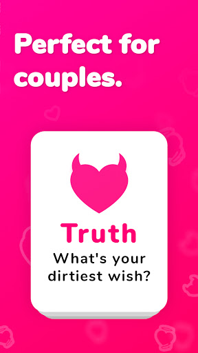 Game for Couple ❤️ Naughty Truth or Dare Game!  screenshots 1