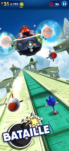 Sonic Dash - Jeu de course à pied et saut ! screenshots apk mod 3