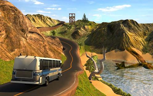 Bus Simulator Free 1.8 Screenshots 1