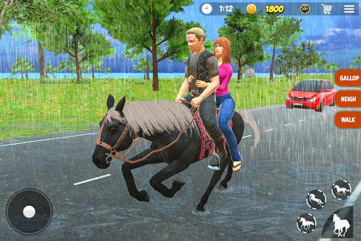 Offroad Horse Taxi Driver u2013 Passenger Transport 5.1.6 screenshots 1