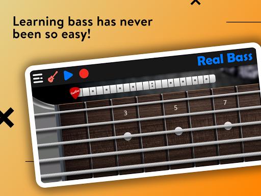 REAL BASS: Electric bass guitar 6.24.0 Screenshots 10