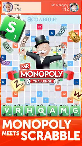 Scrabbleu00ae GO - New Word Game 1.32.1 screenshots 1