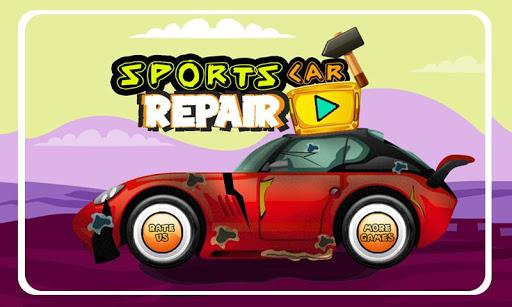 Sports Car Repair Shop  screenshots 1