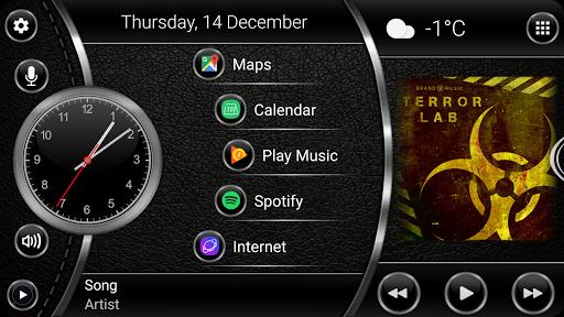 Theme Leather 3.3 Screenshots 1