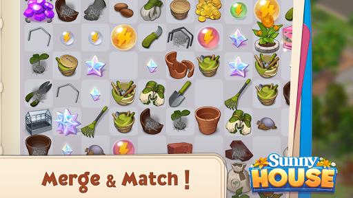 Merge Manor : Sunny House 1.0.08 screenshots 4