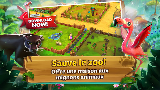 Code Triche Zoo 2: Animal Park APK Mod screenshots 1